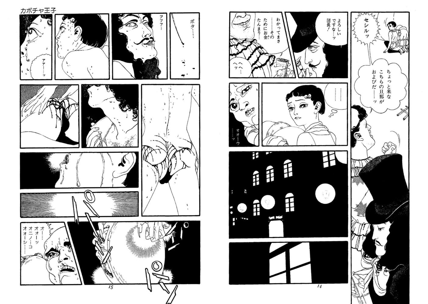 カボチャ王子+19篇