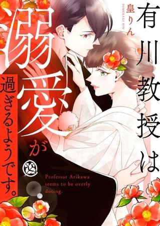 BJ248769 [20200717]有川教授は溺愛が過ぎるようです。【電子特装版】1巻