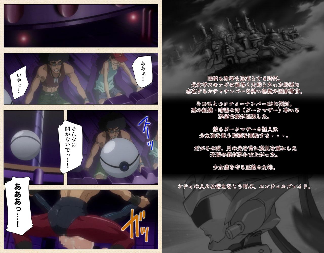 エンジェルブレイドパニッシュ! Vol.6【フルカラー成人版】