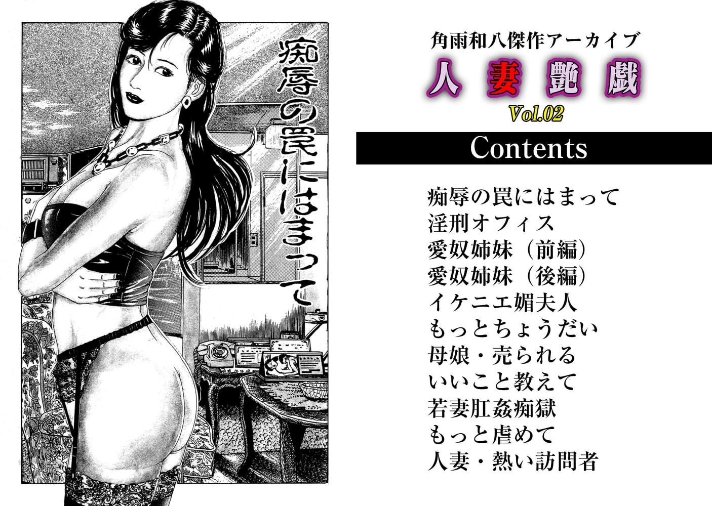 人妻艶戯  Vol.02