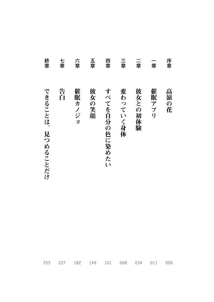 催眠カノジョ 高梨伊織催眠記録