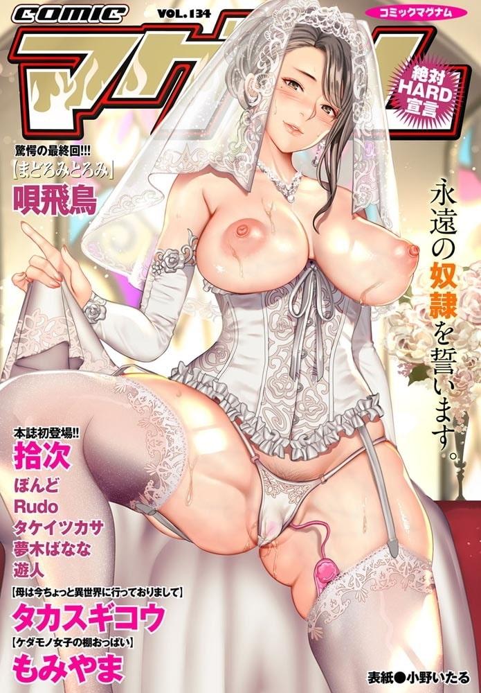コミックマグナムVol.134