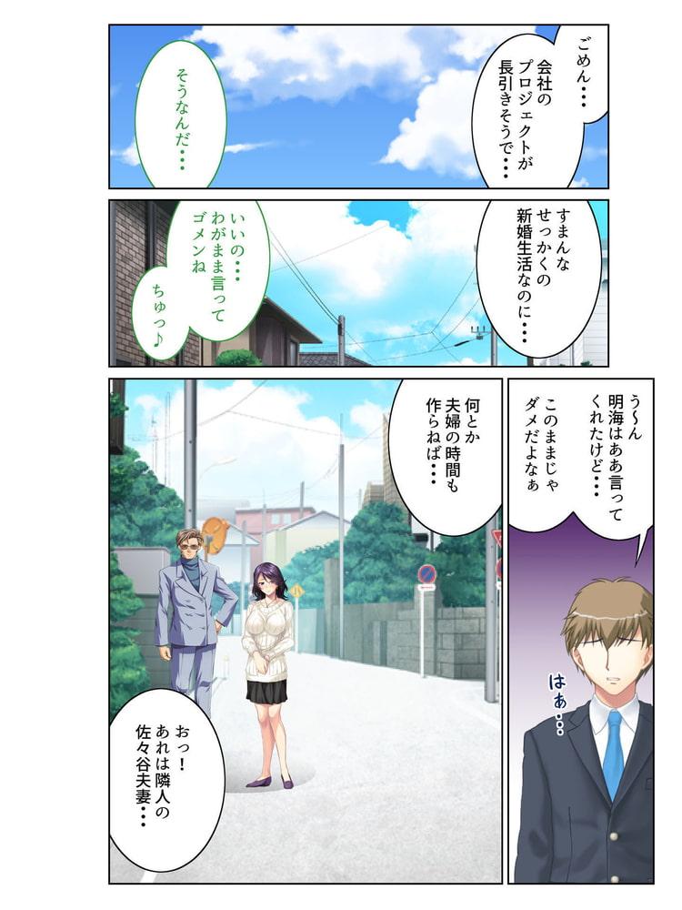 ネトラレ系2 ~快楽に溺れる欲求不満妻~【シチュコレ!シリーズ】