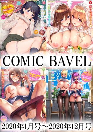 【セット売り】COMIC BAVEL 2020年1月号〜COMIC BAVEL 2020年12月号セット
