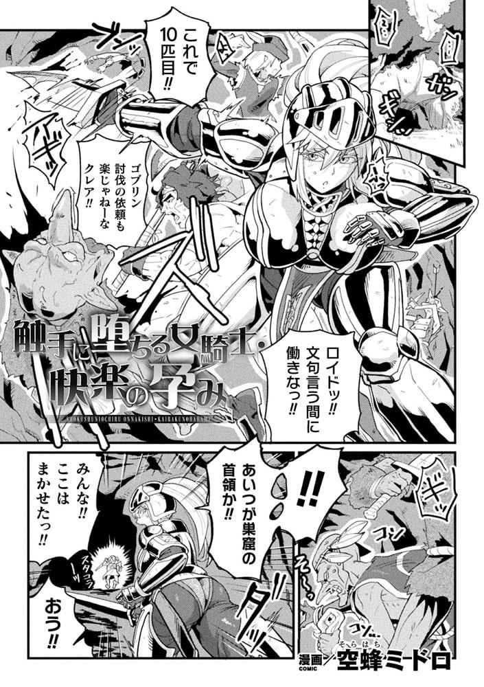 二次元コミックマガジン 呪いの装備で陵辱絶頂!Vol.2のサンプル画像21