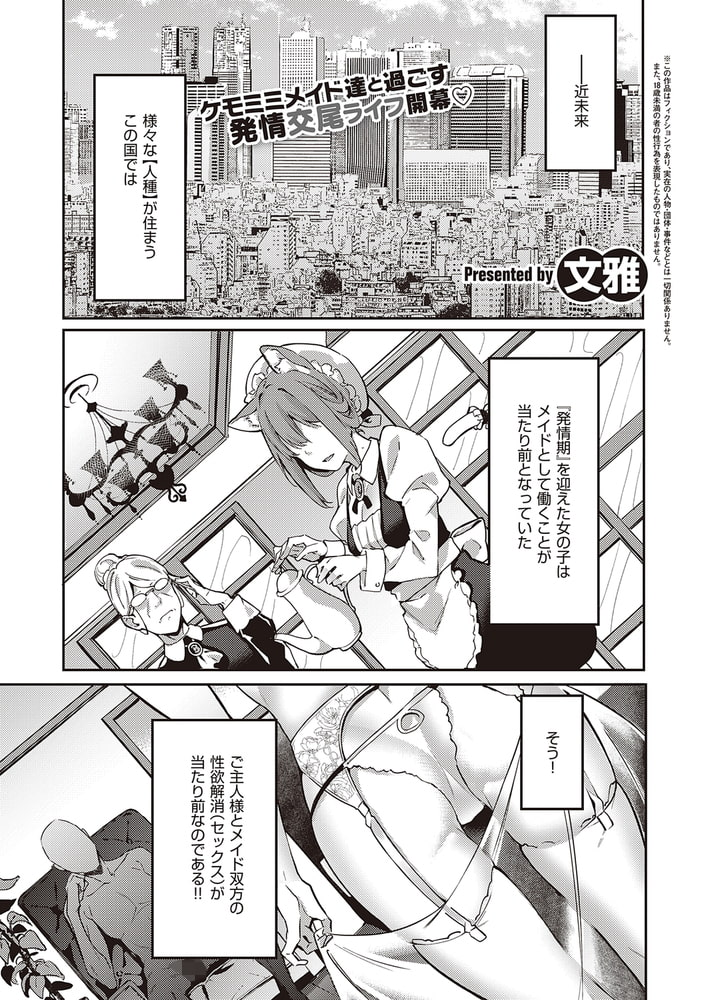 発情子犬アカネちゃん