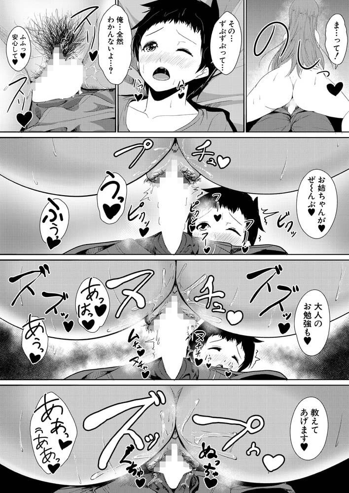 お姉ちゃんの秘密スイッチ (天乃羽浅戯)