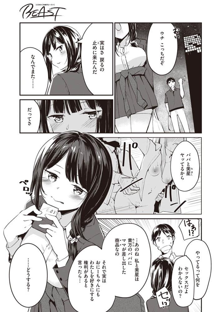 COMIC快楽天ビースト 2021年05月号