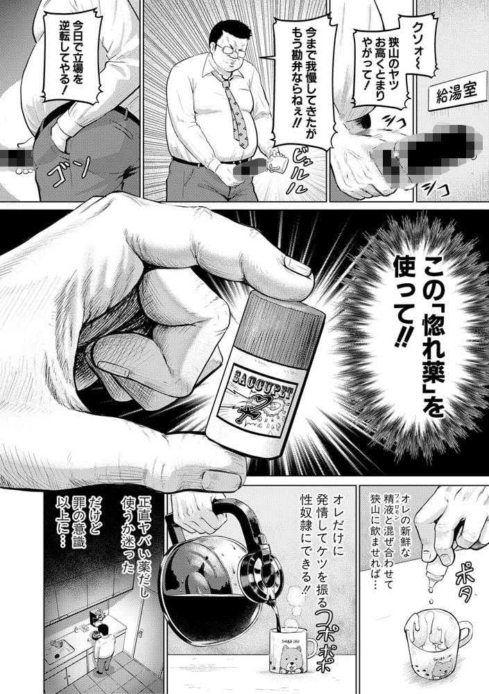BJ291232 惚れ薬で逆襲 [20210501]