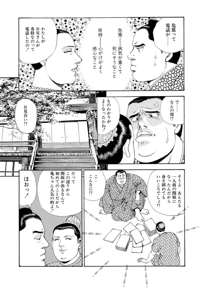 けっぱれ亀太郎9