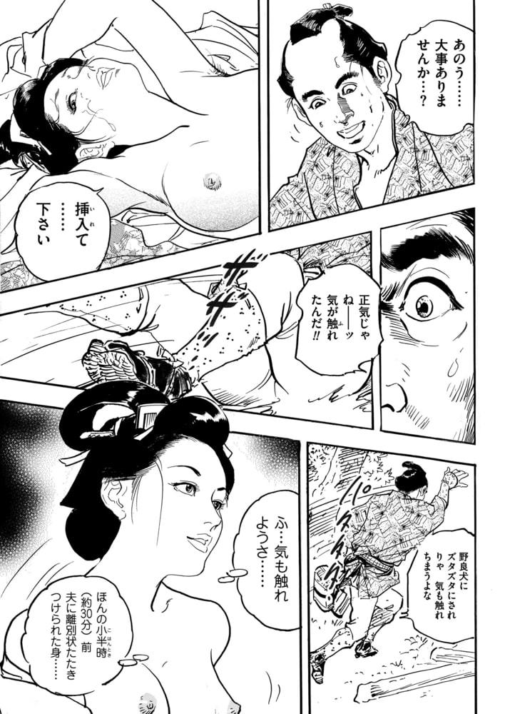 ケン月影の東海道中モモ栗毛
