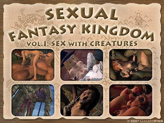 Sexual Fantasy Kingdom vol. I: Sex with Creatures (PC ver.)!