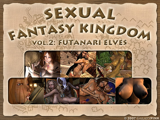 Sexual Fantasy Kingdom vol. 2: Futanari Elves!
