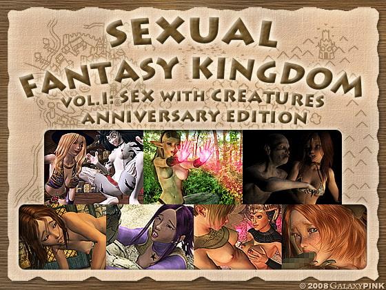 Sexual Fantasy Kingdom vol. 1: Anniversary Edition (Language: English)!