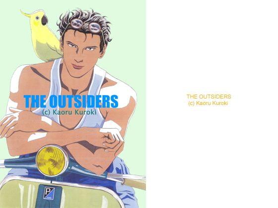 THE OUTSIDERS (language: English)!