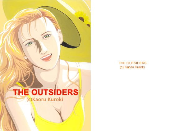 THE OUTSIDERS (language: English)  [Nekojarashi no Yado]