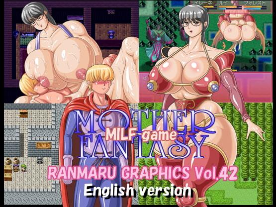 Milf Game MOTHER FANTASY (English version)!