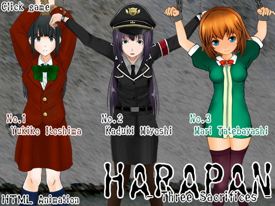 HARAPAN - Three Sacrifices -!