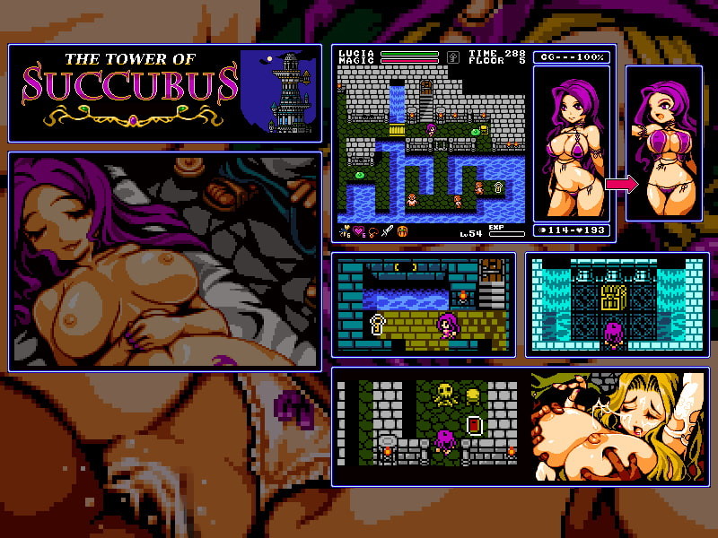 The Tower of Succubus  Sample1