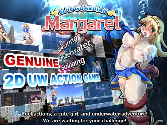 BLUE GUARDIAN: Margaret (Language: English)!