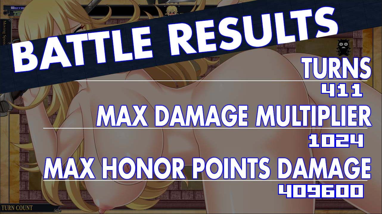Revolution! Orc Castle - Disgraced Battle Maidens in Heat (English version)  Sample3