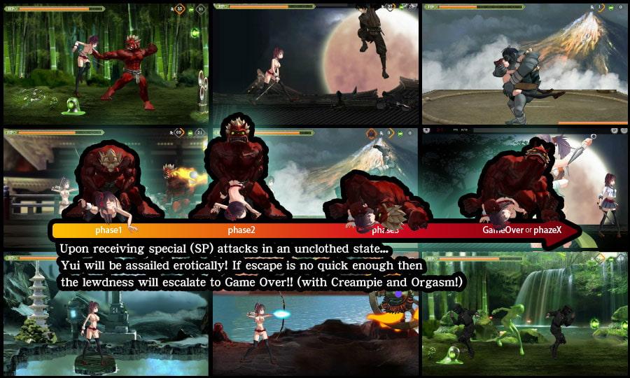 Afterschool Ogre Saga  Sample2