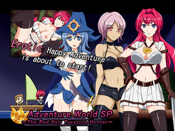 Adventure World SP -The Red Hair Treasure Hunter-!