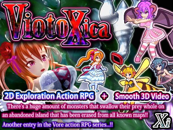 ViotoXica -Vore Exploring Action RPG-!