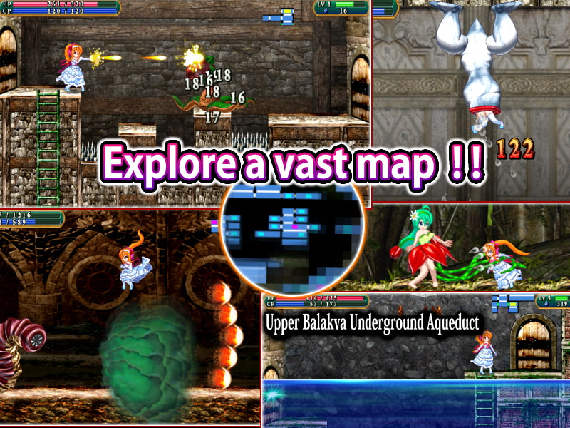 ViotoXica -Vore Exploring Action RPG-  Sample2