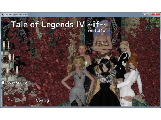 Tale of Legends IV ~if~!