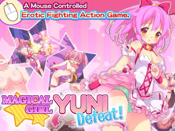 Magical Girl Yuni Defeat!!