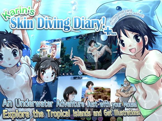 Hentai underwater