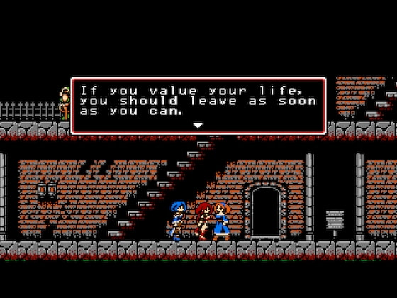 Midnight Castle Succubus [pixel-teishoku]