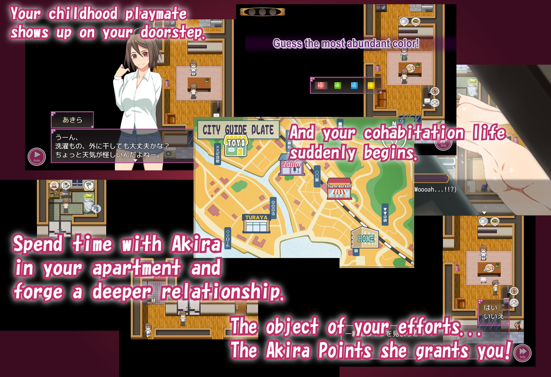 Do you have AKIRA Points? [English Ver.] [Golden Fever]