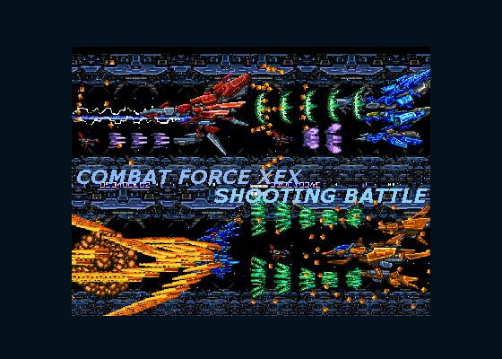 COMBAT FORCE XEX SHOOTING BATTLE [RAYHAWK]
