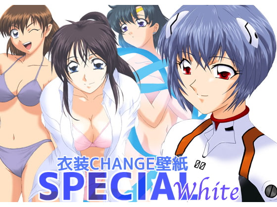 COSTUME CHANGE! Wallpapers - SPECIAL White [Mix Station]