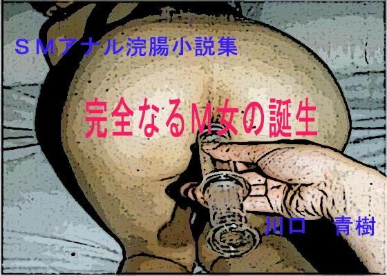SMアナル浣腸小説集「完全なるM女の誕生」