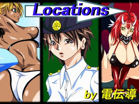 Locations (Dendendo)