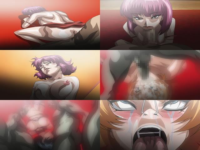 Taimanin asagi vol 3 hentai exceed