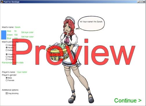 Bgagger Maid For Bondage Full Version 68