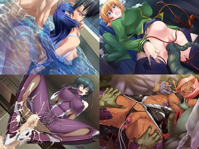 Taimanin Murasaki [Lilith]