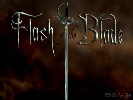 Flash of the Blade (English version)!