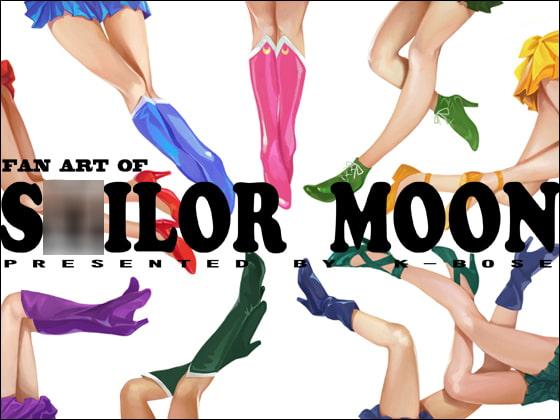 RJ046585 img main fan art of S○ILOR MOON