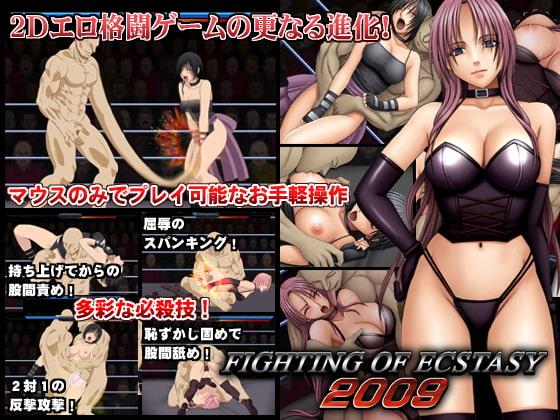 ファイティング オブ エクスタシー 2009パッケージ