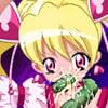 フレッシュ・ピーチ(S) 春 [Cure fruits + 空に浮かぶ星]