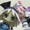 Paper Craft Yuyuko and Youmu [lunatica]