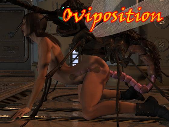 Oviposition!