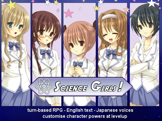 Science Girls!!