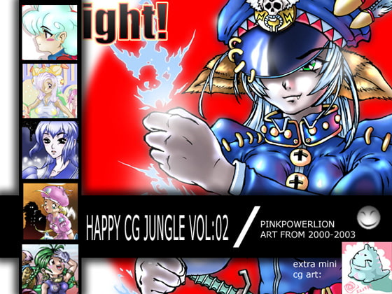 Happy CG Jungle vol:02!