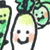 女の子が描いた食べ物中心著作権フリー素材 [ハロウィン]